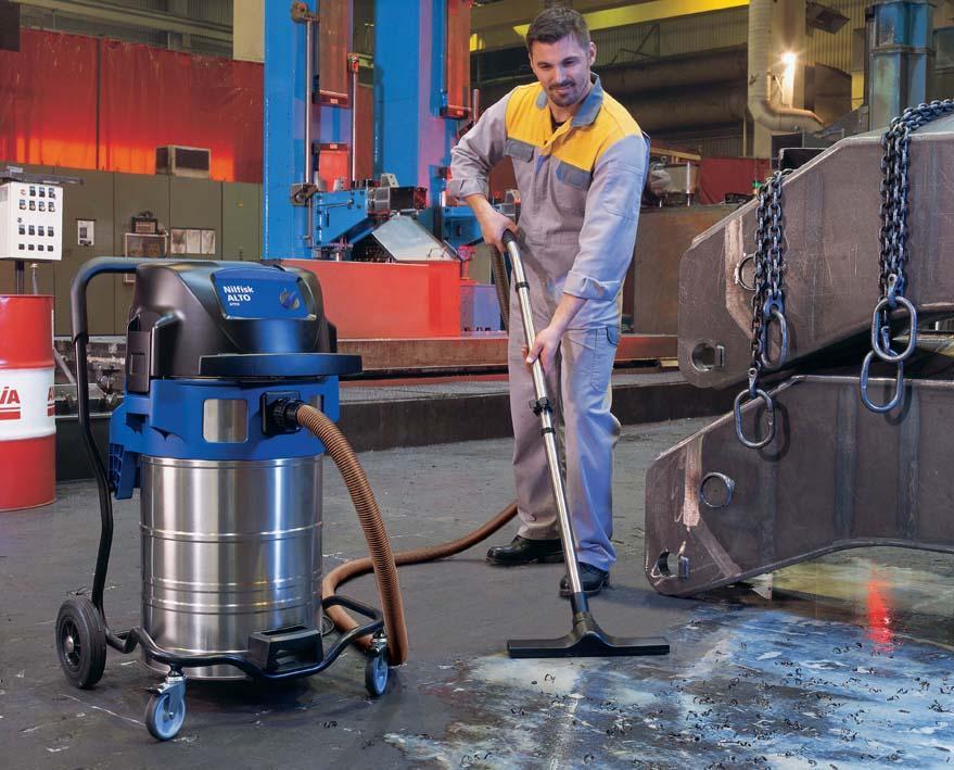 промышленная уборка пыли